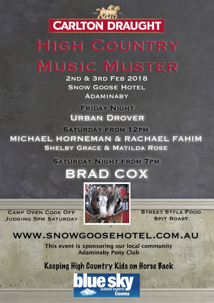 Country Music Muster FINAL